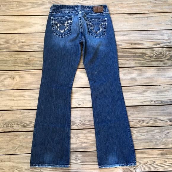 Big Star Denim - Big Star Hazel Curvy Fit Bootcut Jeans Size 31 L